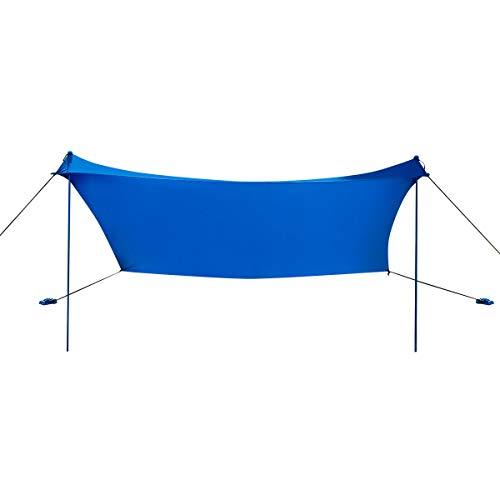 ombrellone da spiaggia facile COSTWAY Tenda da Spiaggia Portatile