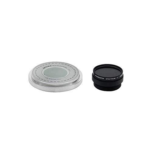Biolab ZF 7086 - Kit de polarización, filtros y tocadiscos