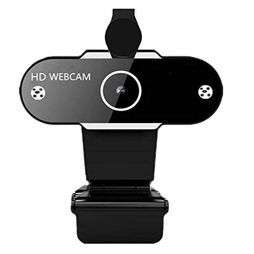 Fransande - Webcam 1080P HD con micrófono