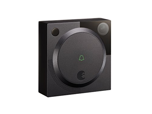 August Doorbell Camera, 1st generation - Dark Gray