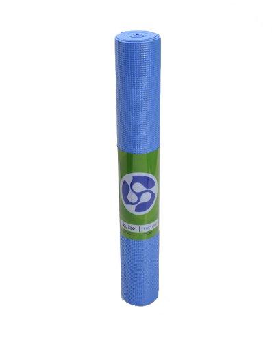 Kulae EASYmat Yoga Mat - Blue (3mm x 68 x 24-Inch)