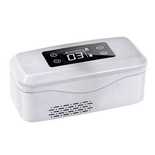 XJZHANG La insulina portátil de Viaje más frío Caso Inteligente insulina LCD...