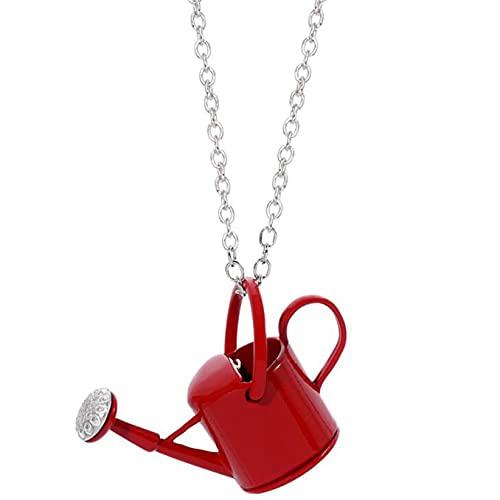 SJHFG Gießkanne Ohrringe Netter 3D Gärtner Werkzeug Anhänger Ohrstecker Kreative Bewässerungsflasche Schmuck Geschenk für Frauen,Stil 6