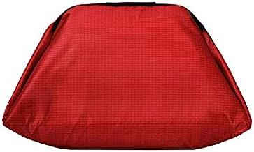 Roll'eat - Eat'n'Out Mini Square - Bolsa Térmica Impermeable | Bolsa Térmica porta Térmica convertible en Mantel con Cremallera, Color Rojo…