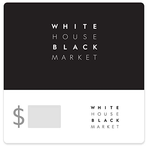 White House Black Market Gift Cards Configuration Asin - Email Delivery