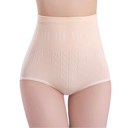 ZARLLE Shapewear - Braga Faja Reductora y Moldeadora Invisible para Mujer Adelgazante Cintura Alta Faja Reductora Body Cintura Abdomen Shapewear Lenceria Mujer