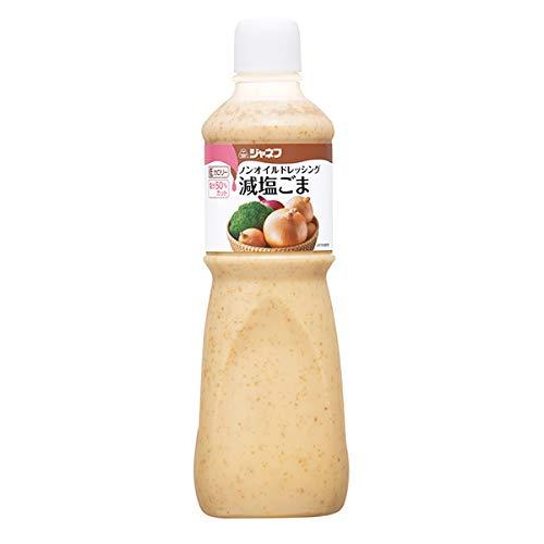 低カロリー ノンオイルドレッシング 減塩ごま 1000ml