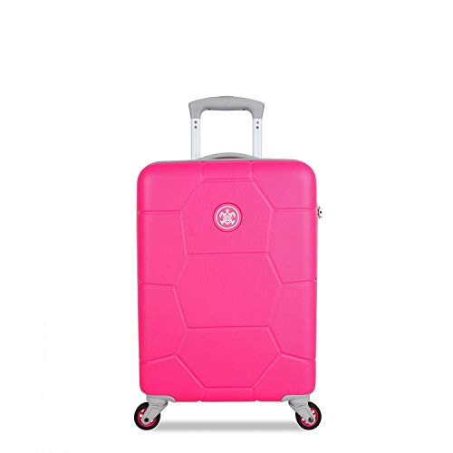 SUITSUIT - Caretta - Handbagagekoffer - 53 cm - Hot Pink