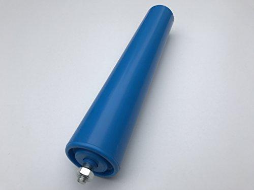 Tragrolle Tragrollen Rolle Kunststoff Ø 40 mm mit Federachse für Rollenbahn