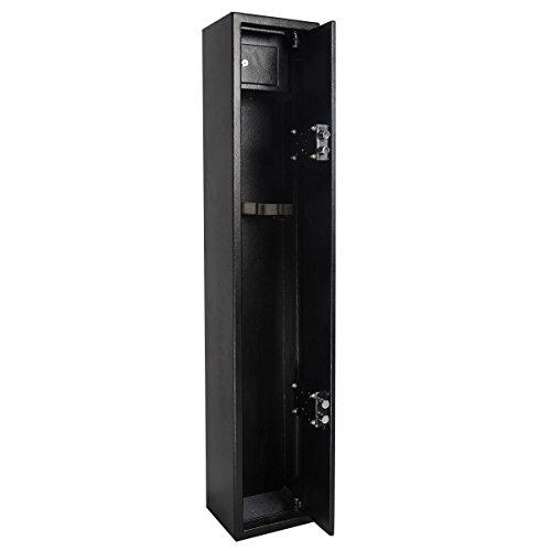 Goplus 2 Key 3 Gun Rifle Storage Cabinet Case Safe...