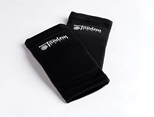 Tandem Sport Volleyball Elbow Pads - Avoid Floor Burns & Bruising - One Size - 2 Pads (Renewed)