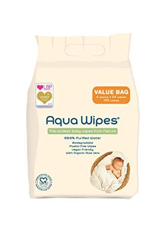 Toallitas húmedas Aqua Wipes