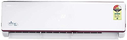 Voltas 1.5 Ton 3 Star Wi-Fi Split AC with Amazon Alexa (Copper 183WZJ White)