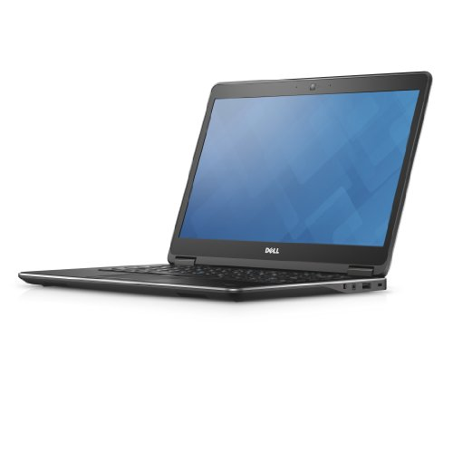 Dell SM014LE74408GER Latitude E7440 35,6 cm (14 Zoll) Laptop (Intel Core i5 4300U, 1,9GHz, 8GB RAM, 128GB HDD, Win 7 Pro) schwarz