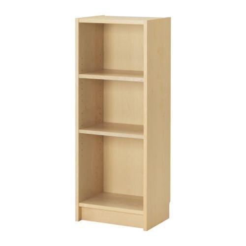 IKEA BILLY boekenkast, berkenfineer