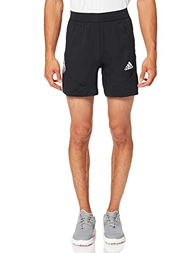adidas GM0332 AERO3S Short PB Pantaloncini Uomo Black S