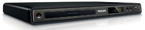 Philips DVP3520/12 DVD-Player (DivX Ultra-zertifiziert, USB 2.0) schwarz