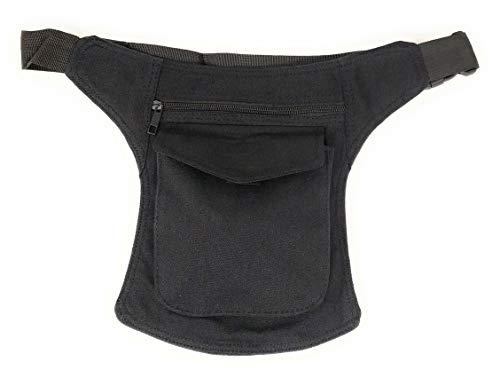 Marsupio Laterale Con Due Tasche