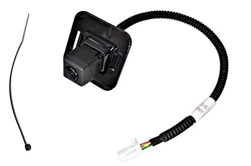 PT Auto Warehouse BUCNI-121 - Rear View Park Assist Backup Camera, 4-Door Sedan