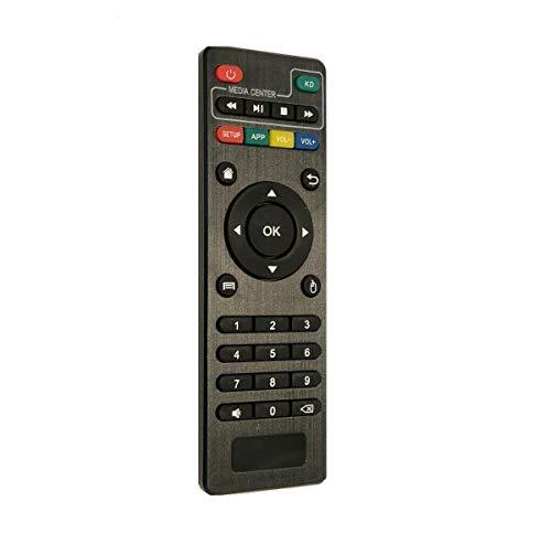 X96 Mini Remote Control X96 S905W Replacement Remote Control for MXQ Pro 4K,T95M,T95N,T95X,MX9,H96,H96 pro+ Android TV Box Remote Control for KODI Box
