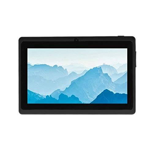 Nrpfell Q8 7 Pollici Mali-400 MP2 3G WiFi Computer Aziendale Quad-Core 1.3 GHz Tablet PC per Sistema Operativo Android 4.4 (Spina Europea Nera)