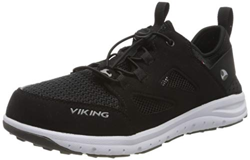 viking Unisex-Kinder BJERKE Cross-Trainer, Schwarz (Black 2), 36 EU