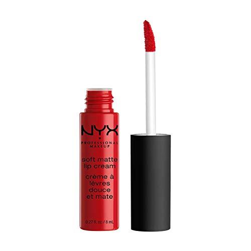 Nyx Professional Makeup Soft Matte Lip Cream, Amsterdam, 8ml