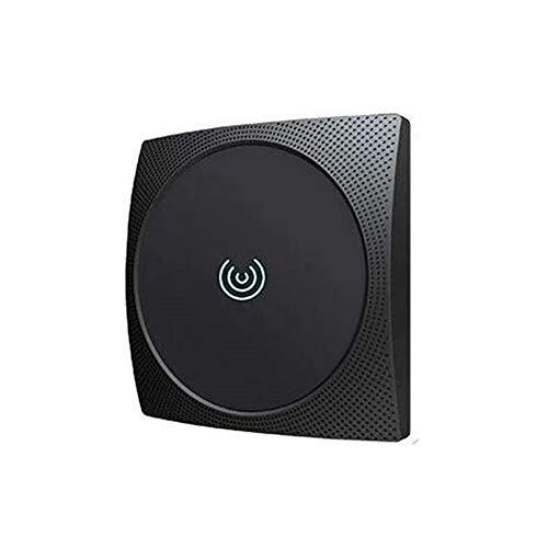 Wenhu Tarjeta de Tarjetas de proximidad RFID de Largo Alcance Lector 13.56MHZ / 125KHz Lector de Control de Acceso Wiegand34 IP65 Resistente al Agua NFC Lector