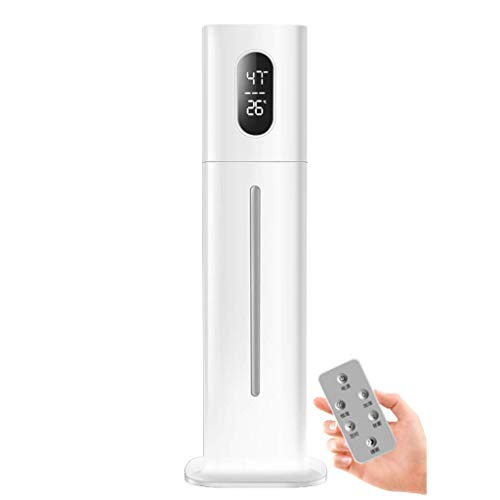 Umidificatore della famiglia Muto di risparmio di energia a basso consumo 7.5 litri Floor-Standing purificatore d'aria adatto a grande spazio così come camera da letto Ufficio fengong ( Size : Smart )