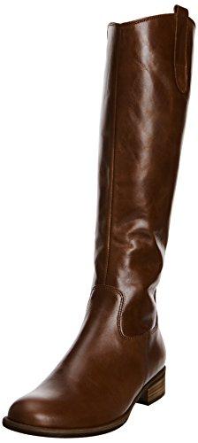 Gabor Shoes 91.638.32 Damen Reitstiefel, Braun (sattel), 40.5 EU (7 Damen UK) EU