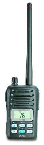 Icom IC-M88 Handheld VHF Marine Radio