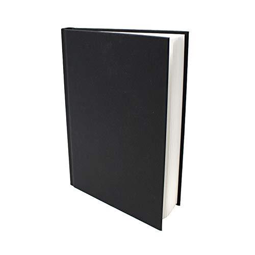 Artway Studio - Skizzenbuch mit festem Einband - säurefreies Papier - Hardcover - Hochformat - 46 Blatt mit 170 g/m² - A5 Hochformat - 210 x 148 mm