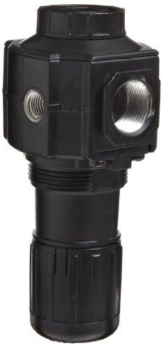 Dixon R74G-6R Norgren Series Regulator without Gauge, 1/2 Size, 220 SCFM, 3/4 Port Size, 5-150 PSI by Dixon Valve & Coupling