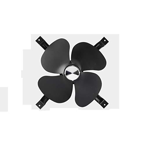 Industrial Extractor de Ventilación, Extractor de Aire de Cocina con Persianas, Apertura y Cierre Automático, Prevención de Viento y Lluvia