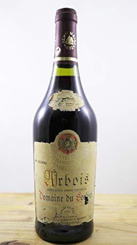 Wein Jahrgang 1995 Arbois Domaine du Sorbief Flasche
