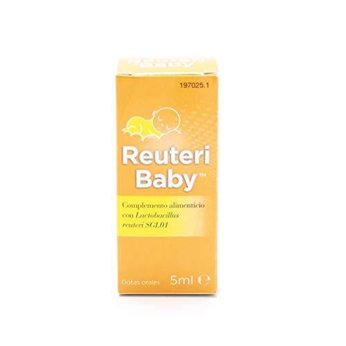 Pharmex - Reuteri Baby Gotas Orales - Complemento Alimenticio Con Lactobacillus Reuteri Sgl01-5 ml