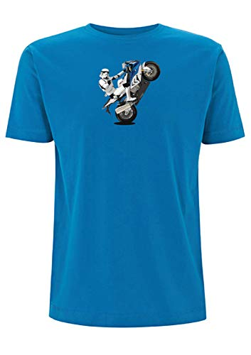 Time 4 - Camiseta para hombre, diseño de BMW 1000 RR Stormtrooper...