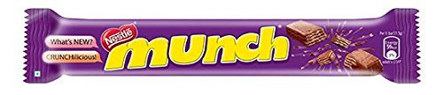 Nestle Munch Crunchilicious Chocolate 48PC Box Pack