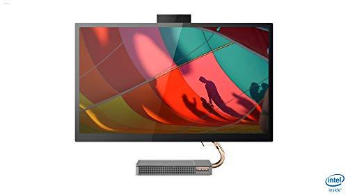 Lenovo IdeaCentre A540 68,6 cm (27') 2560 x 1440 Pixeles 9na generación de procesadores Intel Core i5 16 GB DDR4-SDRAM 1000 GB SSD Wi-Fi 5 (802.11ac) Gris PC Todo en uno Windows 10 Home -