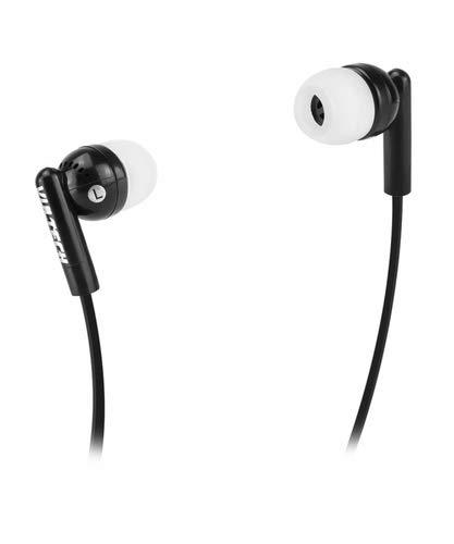 Vultech hd-01 N Rev. 自动 黑色 2.1,耳机通用入耳式耳机,扬声器直径 10 毫米,黑色