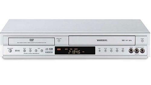 Toshiba SD-V592 DVD/VCR Combo con 1080i Video Upconversion