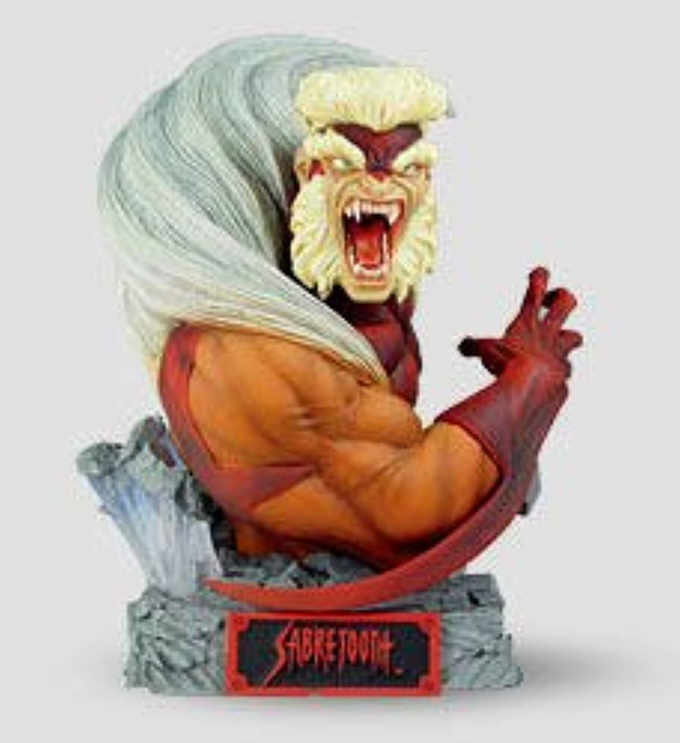 Sabretooth Rogue's Gallery Bust