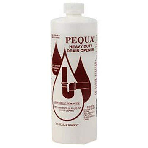 PEQUA INDUSTRIES P-10232 32OZ Pequa Drain Opener, 1