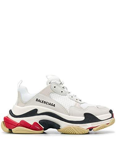 Balenciaga Luxury Fashion Damen 524037W09E19000 Weiss Polyester Sneakers | Jahreszeit Permanent