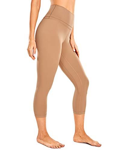 CRZ YOGA Mujer Naked Feeling Leggings Deportivas Cintura Alta Yoga Fitness Pantalones...