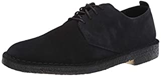 Clarks Men's Desert London, Black Suede, 9 M US (B00AYBOTNY) | Amazon price tracker / tracking, Amazon price history charts, Amazon price watches, Amazon price drop alerts