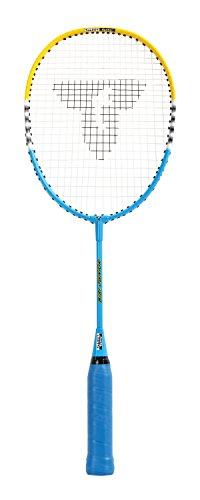 Talbot-Torro Kinder Badmintonschläger BISI Junior, Schulsportschläger 58cm, spezieller Lerngriff, 419604