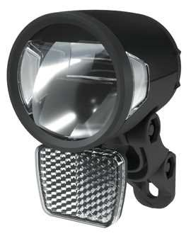 HERRMANS® H-Black MR8 LED Front Light Fahrrad Lampe Scheinwerfer E-Bike 6-12V