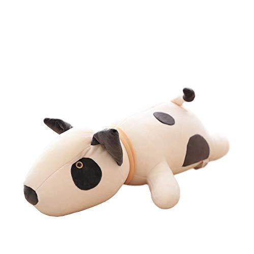 letaowl stofftier Plüschtier Soft Stuffed Cushion Schöne Hundeform Kissen Für 55cm