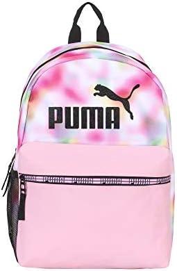 PUMA Girls Grandslam Backpack Black Multi Youth Size product image